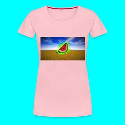 Meloen Heilig - Vrouwen Premium T-shirt