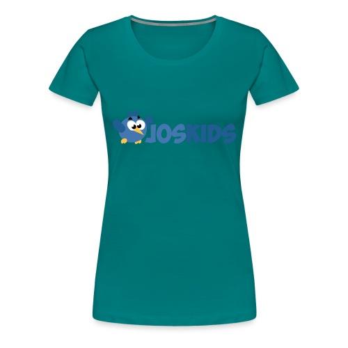Logo JosKids 3 - Maglietta Premium da donna