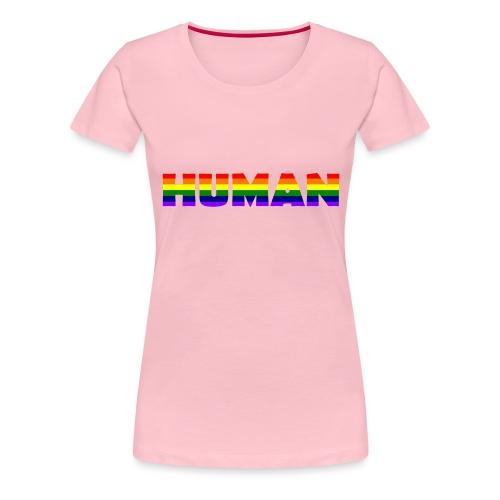 Human 20.1 - Frauen Premium T-Shirt