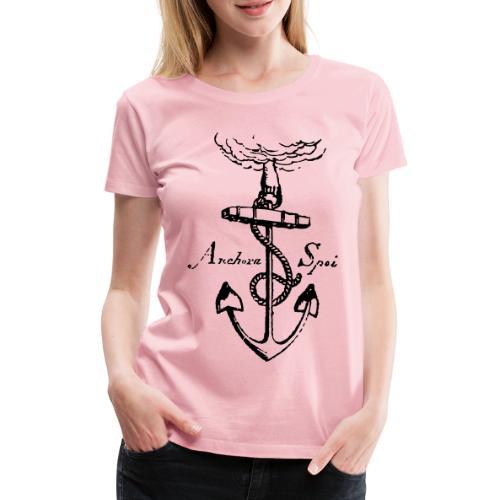 Vintage anchor - Women's Premium T-Shirt