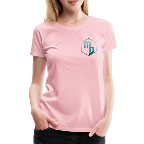 Marcianos Design Logo Fres$ - Camiseta premium mujer