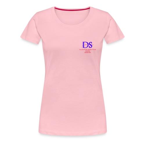 Logo designer dsmusic - T-shirt Premium Femme