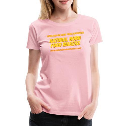 """Micky & Mallory - Superstars"" - Frauen Premium T-Shirt"