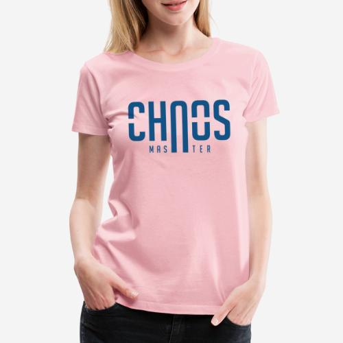 chaos master - Frauen Premium T-Shirt