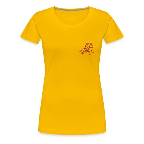 hof1 - Frauen Premium T-Shirt