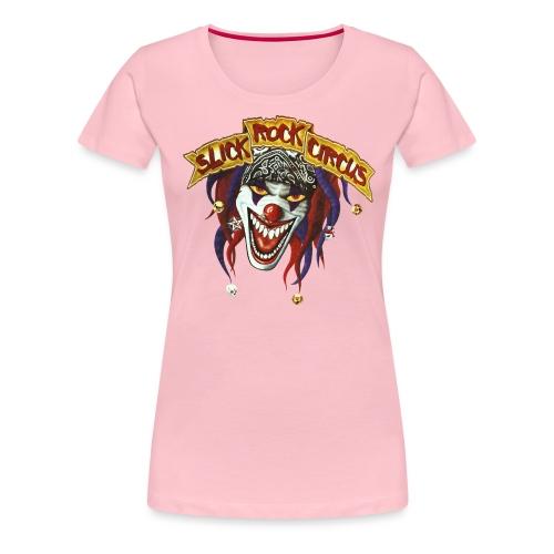 Evil Clown Only! - Frauen Premium T-Shirt