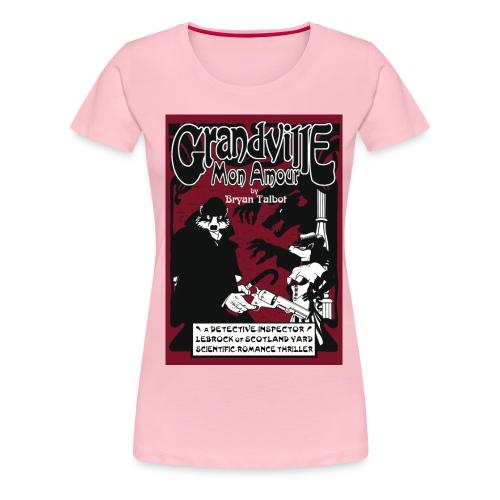 Grandville Mon Amour - Women's Premium T-Shirt