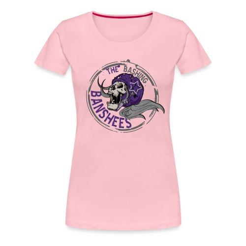 tshirt bb 20 fonce png - T-shirt Premium Femme