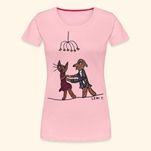 LeniT Prom Night - Naisten premium t-paita