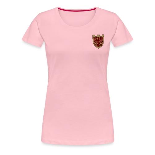 tremoniawappen6 - Frauen Premium T-Shirt