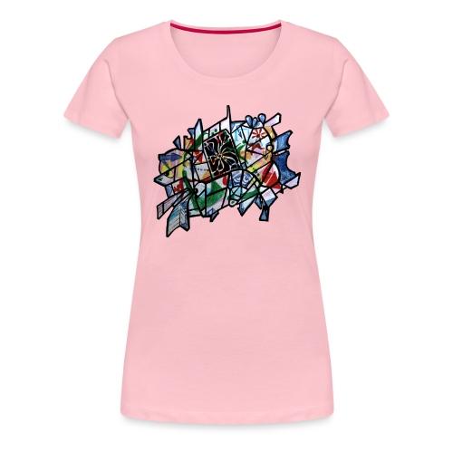 Mind Games - Women's Premium T-Shirt