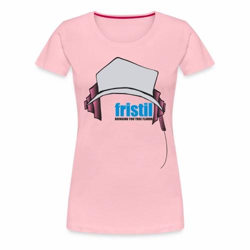 Cap - Premium-T-shirt dam