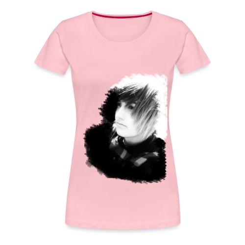 REMEMBER ME png - Women's Premium T-Shirt