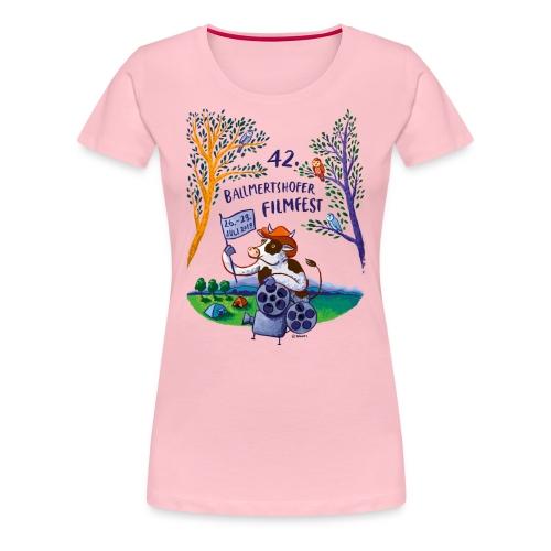 Filmfest 2019 - Frauen Premium T-Shirt