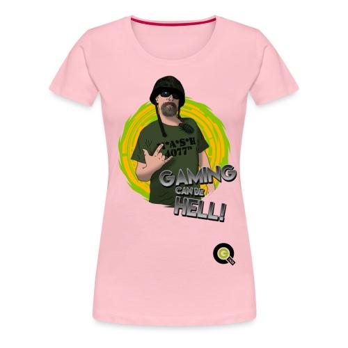 Tshirt Design 2 png - Women's Premium T-Shirt