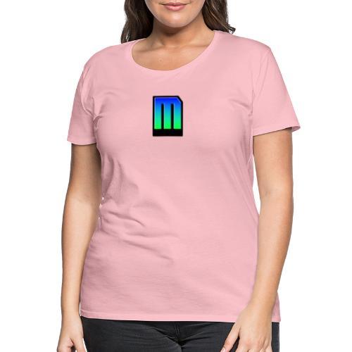 Mazer Logo - Frauen Premium T-Shirt
