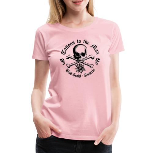 Logo Tattoos to the Max I - Frauen Premium T-Shirt