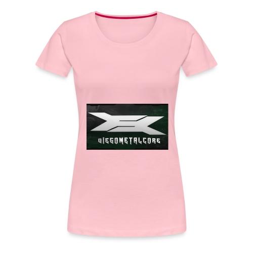 LOGO YT more resolution png - Women's Premium T-Shirt