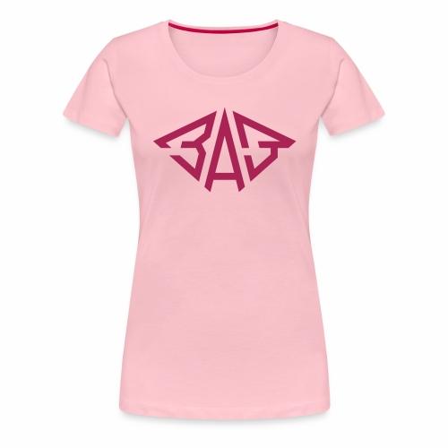 SAS ZAZ Saporoshez logo - Women's Premium T-Shirt