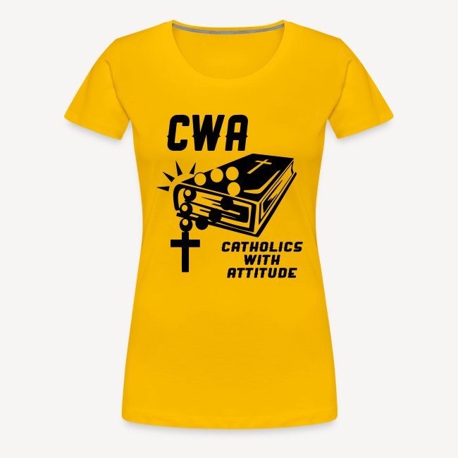 CWA CATHOLICS WITH ATTITUDE