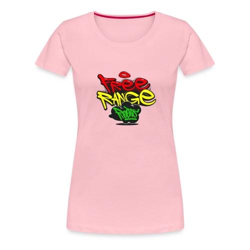 Freerange_Roots - Women's Premium T-Shirt