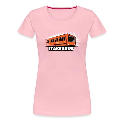 METRO ITÄKESKUS, T-Shirts +150 Products Webshop - Naisten premium t-paita