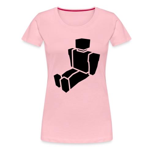 welovehousevector1 Coats & Jackets - Women's Premium T-Shirt