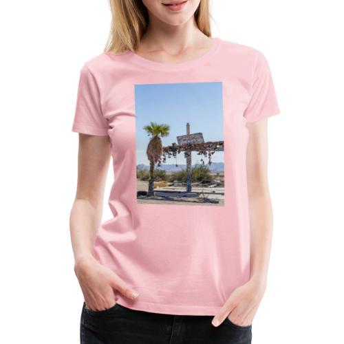 by Mazja Hillestrøm - Dame premium T-shirt