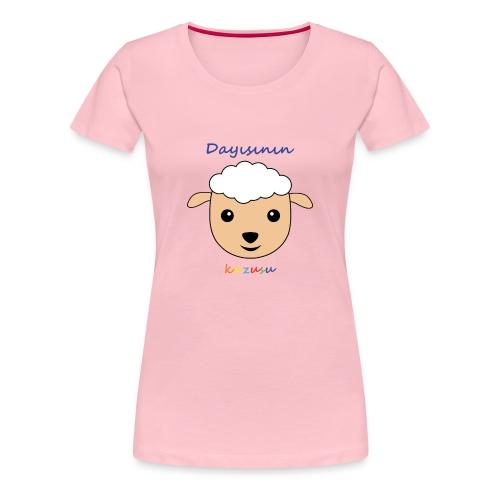 Dayisinin Kuzusu Onkel Nefe - Frauen Premium T-Shirt
