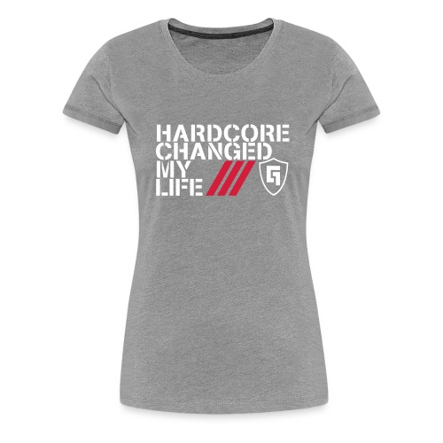 HC Changed My Life - Women's Premium T-Shirt