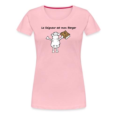mout1 - T-shirt Premium Femme
