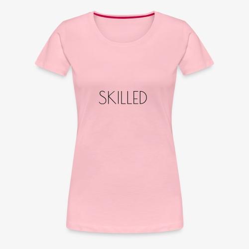 FOOTBALL FAN - Women's Premium T-Shirt