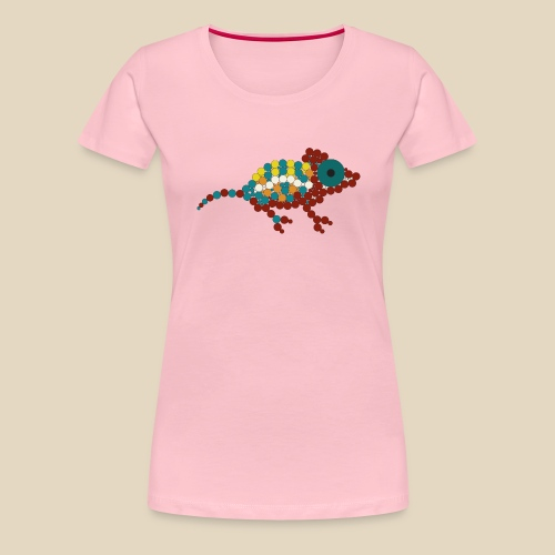 Chameleon - T-shirt Premium Femme