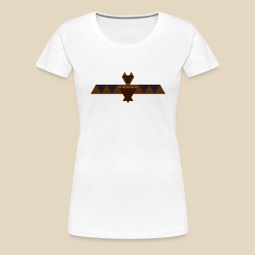 Bat - T-shirt Premium Femme