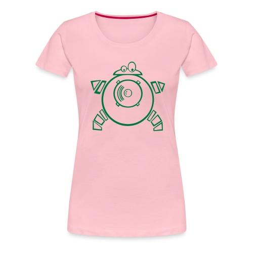 drbass - Frauen Premium T-Shirt