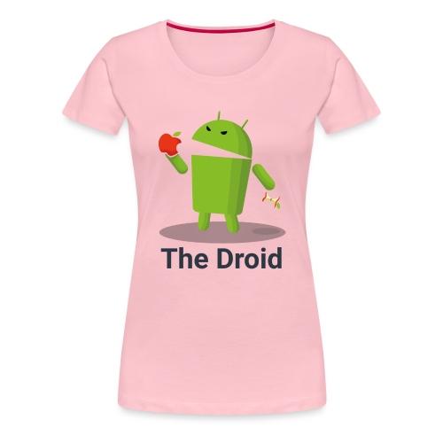 The Droid Spille - Maglietta Premium da donna