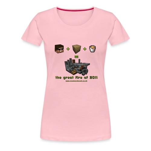 Equation - Women's Premium T-Shirt