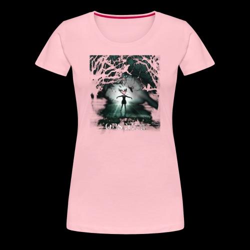 obscura shirt png - Frauen Premium T-Shirt