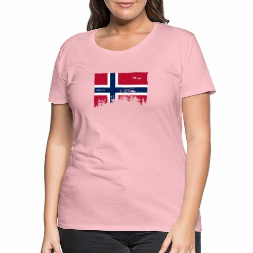 NORWAY FLAG T-shirts, Hoodies and Gifts ideas - Naisten premium t-paita
