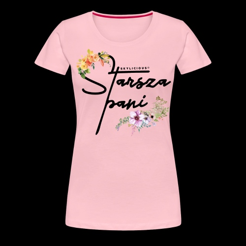 Starsza Pani 2 - Koszulka damska Premium