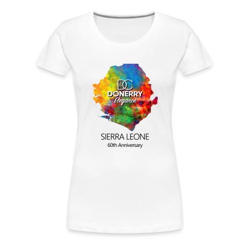 Sierra 60 limited design - Women's Premium T-Shirt