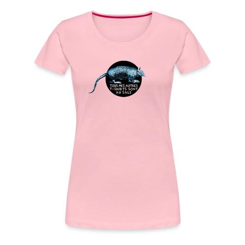 Au Sale png - T-shirt Premium Femme