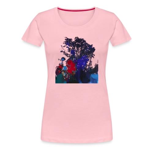 by Henrik Simonsen - Dame premium T-shirt