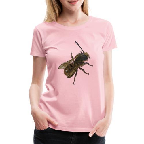Osmia bicornis (male) - Women's Premium T-Shirt