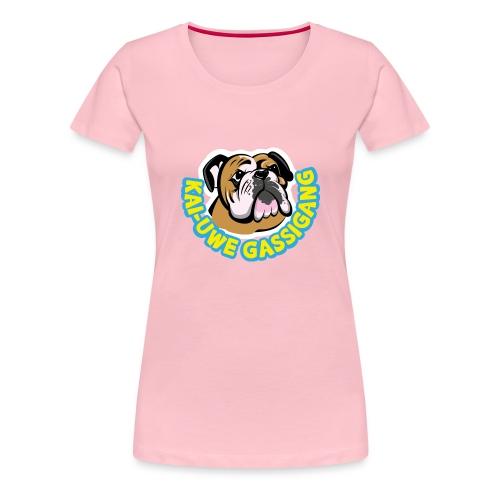 Kai Uwe Gassigang - Frauen Premium T-Shirt