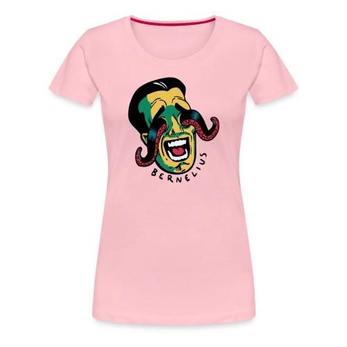 Bernelius Tentacle Man - Women's Premium T-Shirt