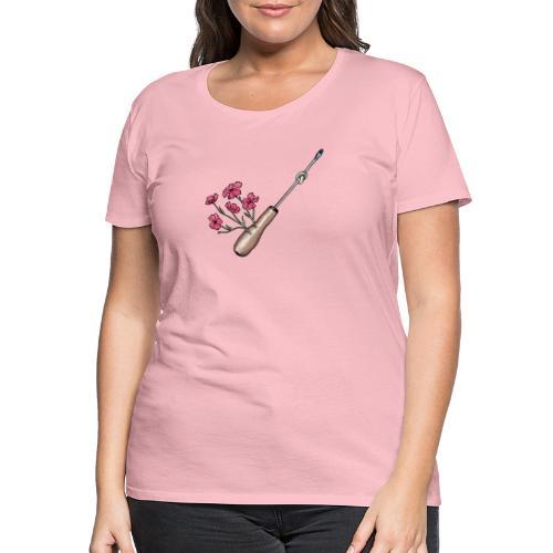 Screwdriver - Women's Premium T-Shirt