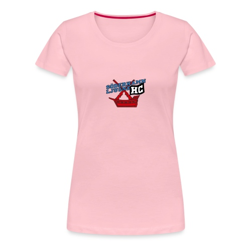 SL Hockey - Premium-T-shirt dam