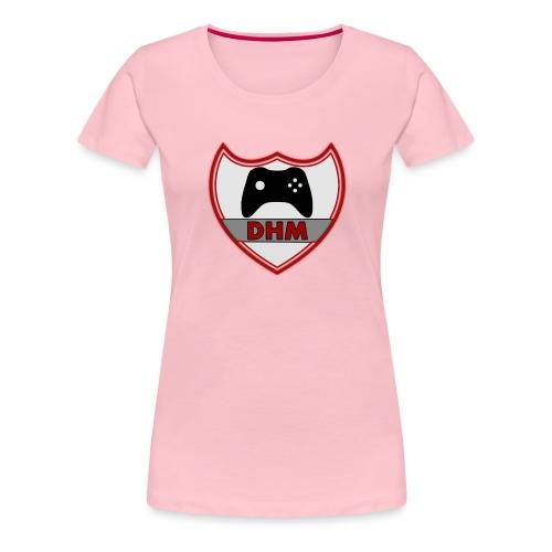 DouweHetMedium Shirt! - Vrouwen Premium T-shirt