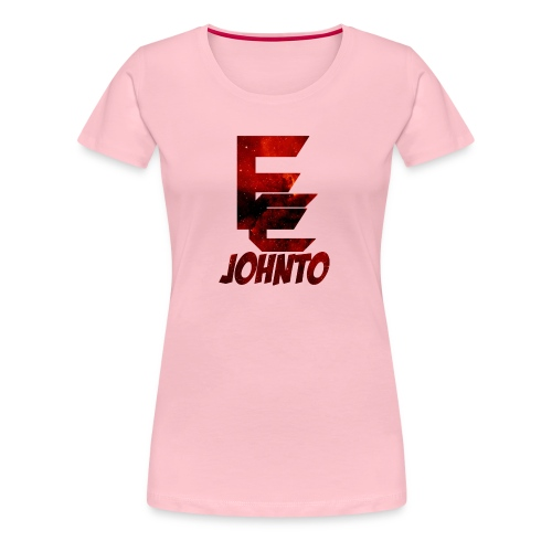 Evolve Johnto Logo Transparent 1 png - Women's Premium T-Shirt